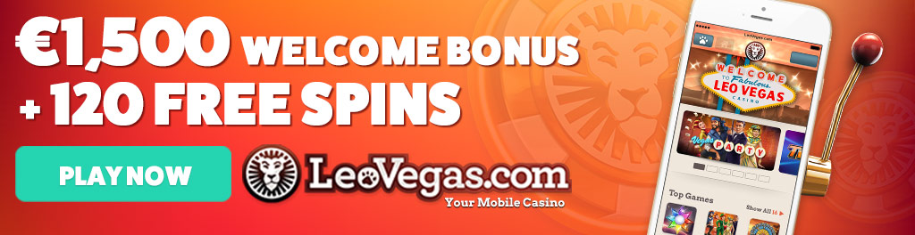 leoevegas casino review 250 free spins