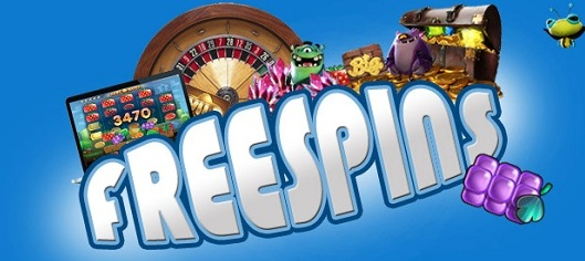 online slots free spins uk