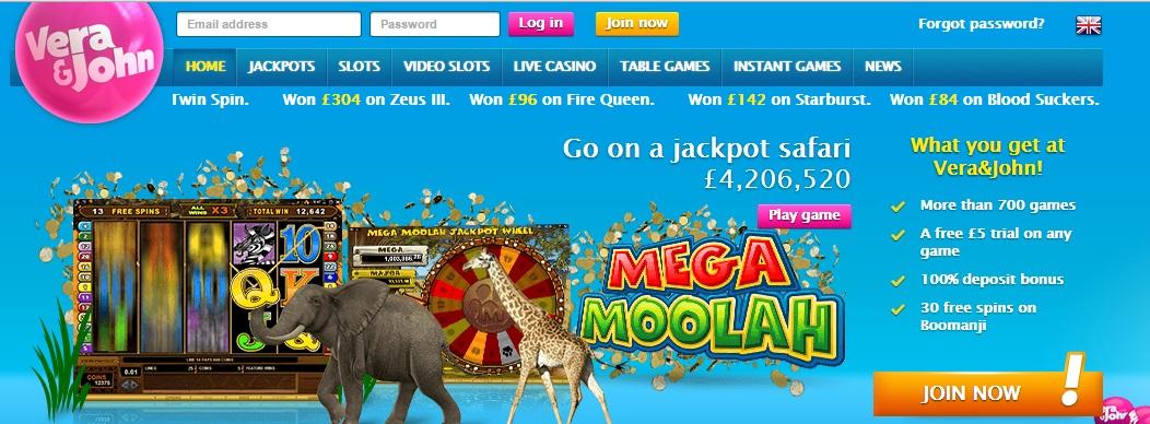 best casino bonuses online mega fortune