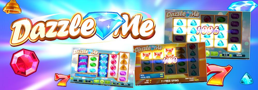 Dazzle casino free spins